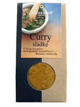 Curry sladké 35g bio