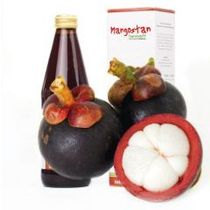 BIO Mangosteen šťava  330ml Medicura