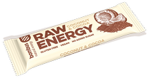 Raw energy kokos+kakao 50g