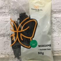 Wakame 50g Natural